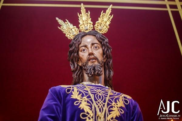 La imagen de Ntro. Padre Jesús de la Redención de Jerez será retirada del culto para su restauración