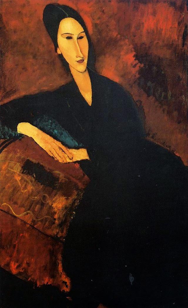 Anna Zborowska - Amedeo Modigliani e suas pricipais pinturas