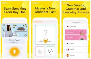 أفضل, تطبيق, اندرويد, لتعليم, اللغات, اليابانية, والصينية, والكورية, بسهولة, lingoDeer
