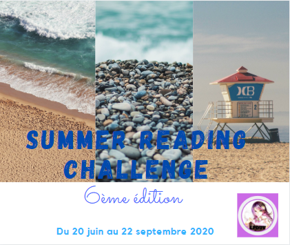 Summer Reading Challenge #6
