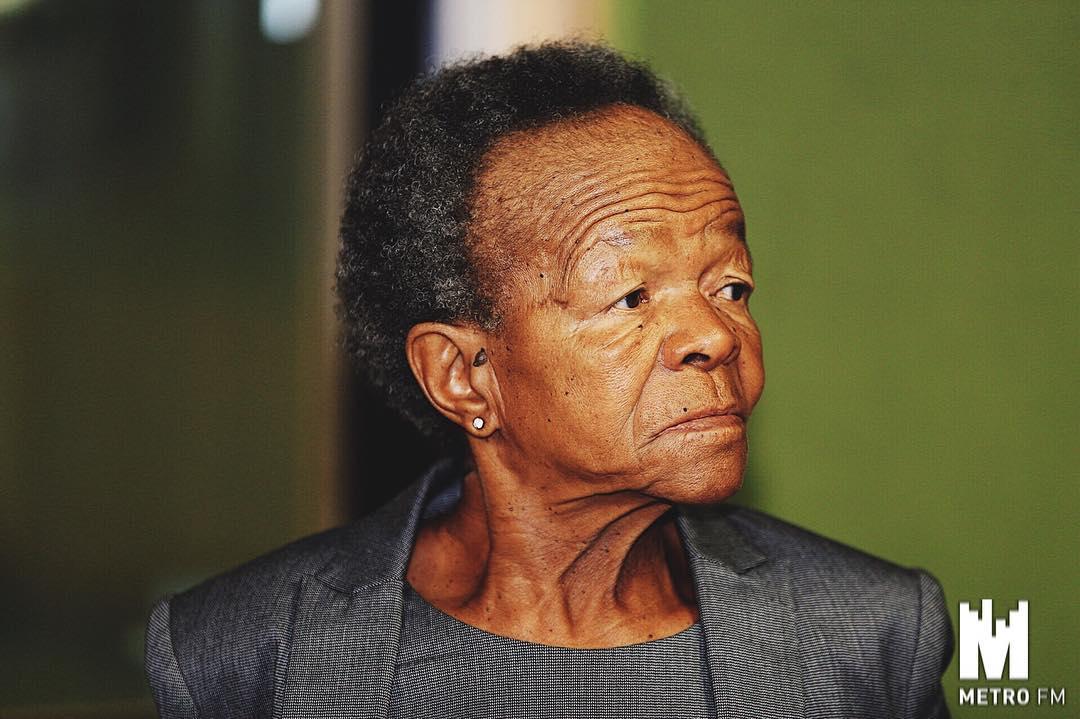 Somizi Reacts To The Hong Kong International Film Festival Honouring Mary Twala