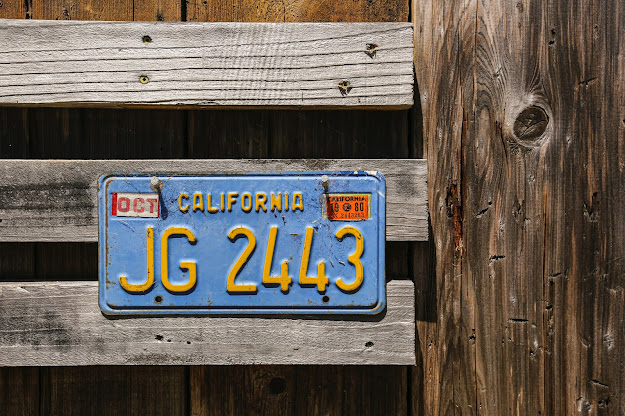 How to Get a Custom Number Plate