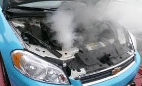 اسباب ارتفاع درجة حرارة محرك السيارة