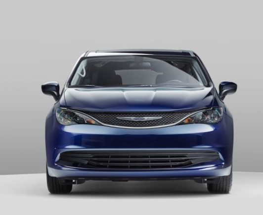 2020 Chrysler Voyager Pacifica Minivan Price