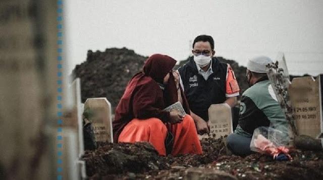 Sebut Anies Baswedan Tak Akan Jadi Capres, Arief Poyuono: KPK Bisa Jadi Ancaman Dirinya