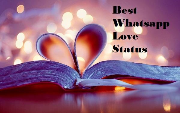 20 best whatsapp love status