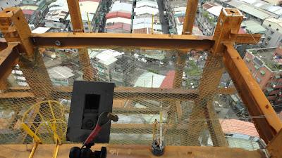 O2O縮時攝影工程-建築塔吊之縮時攝影