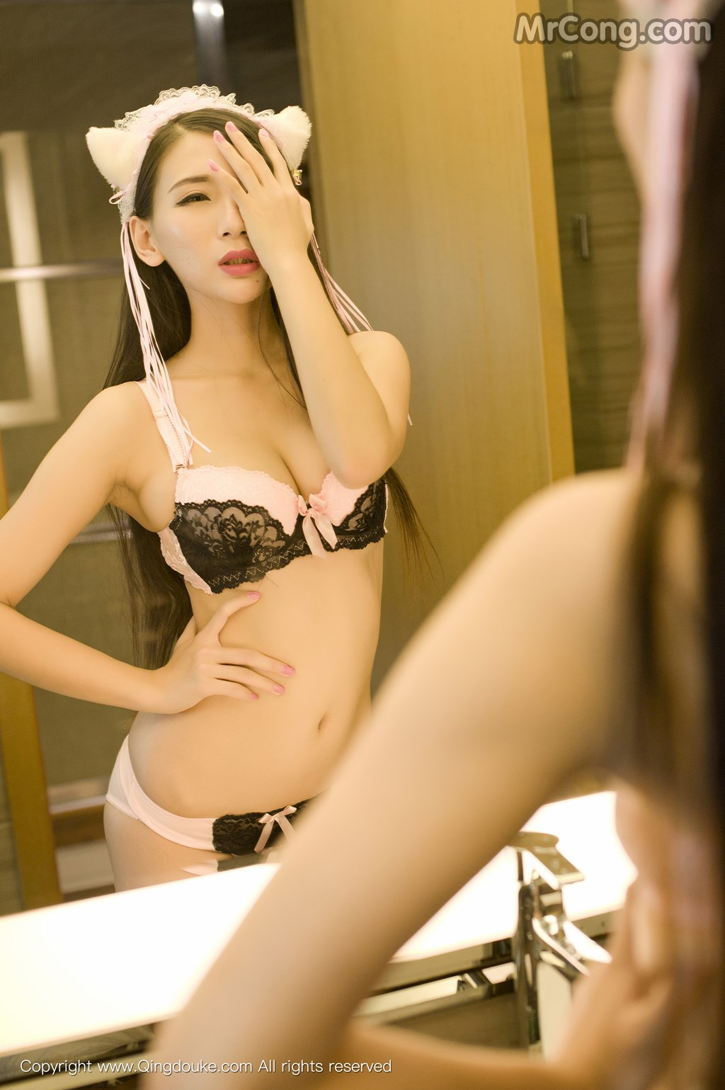 Image MrCong.com-QingDouKe-2016-11-17-Zhao-Ying-003 in post QingDouKe 2016-11-17: Người mẫu Zhao Ying (赵颖) (66 ảnh)
