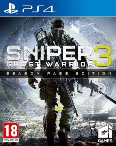 Jogo Sniper 3 Season Pass Edition [PS4]