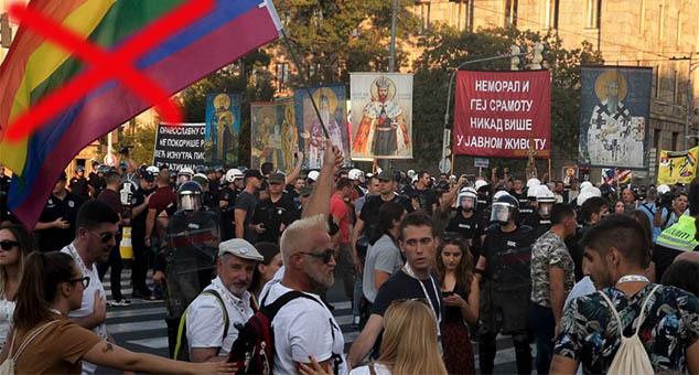 #Sodoma #Gomora #Gej #Pride  #Ustav #SRBIJA #Izdaja #Mediji #Propaganda #Vest #kmnovine #kmnovine