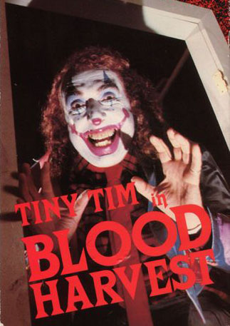 Review Blood Harvest (1987)