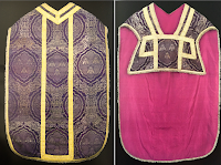 Folded Chasuble of the Barberini Pope, Urban VIII