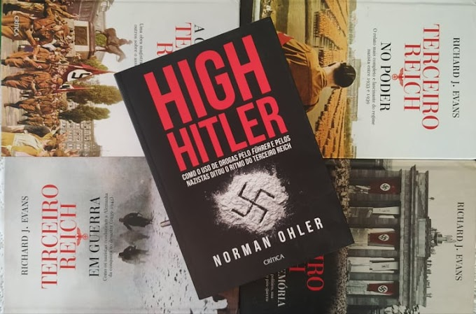 [RESENHA #845] HIGH HITLER - NORMAN OHLER