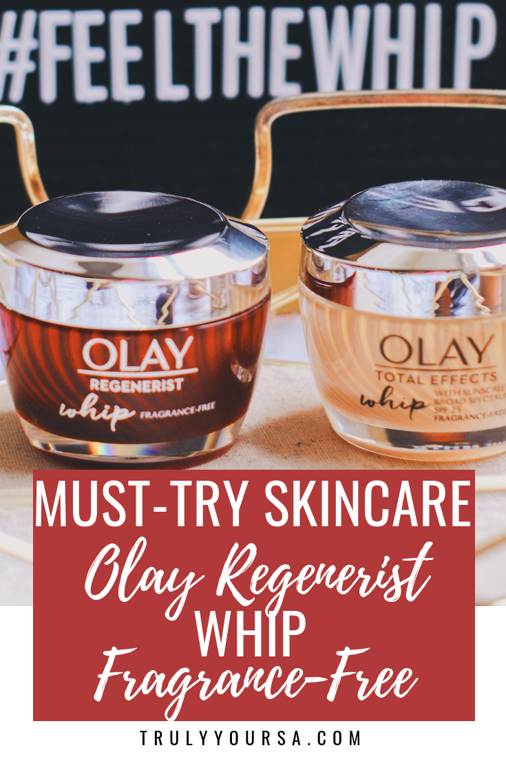 #ad Olay Regenerist Whip Fragrance-Free is a total game changer in my skincare routine. My combination skin absolutely LOVES this fragrance-free moisturizer! There is no scent, so my sensitive skin isn't irritated and it leaves my skin matte and shine-free which is great for my oily areas. Even on the sunniest, hottest days I can use Olay Total Effects Whip Fragrance-Free with SPF 25 and I won't look like a hot, greasy mess! #feelthewhip #olay #Walgreens @Olay @Walgreens
