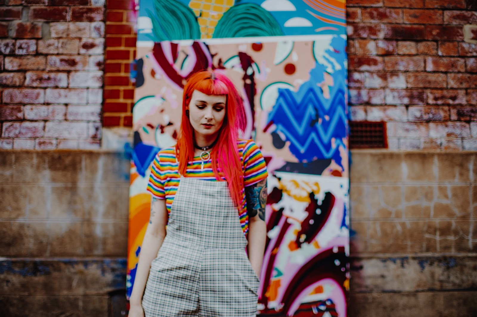 Alternative Fashion Blogger Styles The Ragged Priest Grommit Playsuit