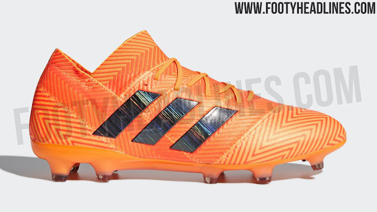 efaf43b32d70 Adidas Nemeziz 2018 World Cup Boots Released - Leaked Soccer Cleats