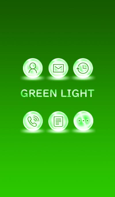 -GREEN LIGHT ICON-