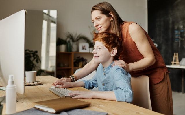 teaching children, teach your child, computer literacy, kids computer, computer learning
