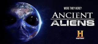 Ancient Aliens - The Alien Hunters ep.1 2017