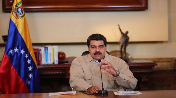 EE.UU. dio luz verde a plan golpista en #Venezuela, denuncia @NicolasMaduro y activa Plan Zamora