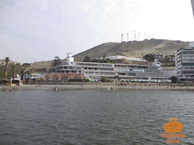 balneario de Ancón