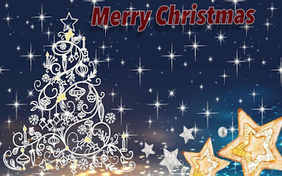 rustic christmas background images