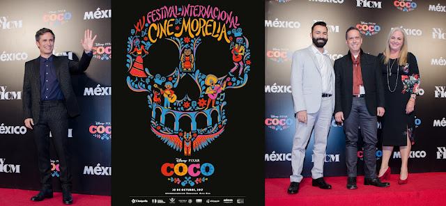 Pixar Coco Morelia Film Festival