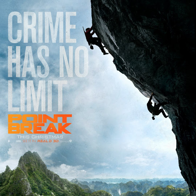 Point Break 2015: Criminalitatea nu are limite