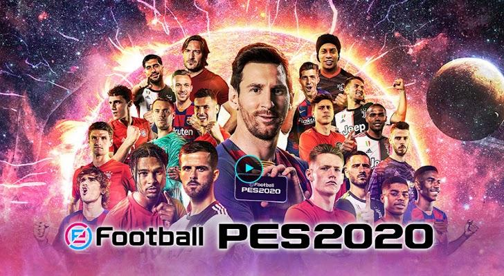 Cara Pasang Config e-Football PES 2020 Mobile Grafis Super HD Anti Lag