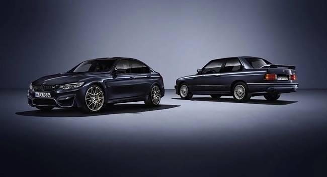 "2017 BMW ""30 JAHRE M3"" LIMITED EDITION"