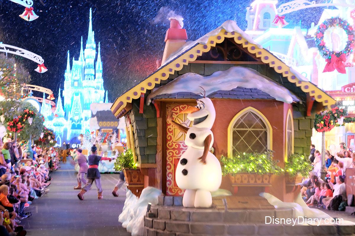 Disney World announces dates for 2017 Halloween and Christmas parties