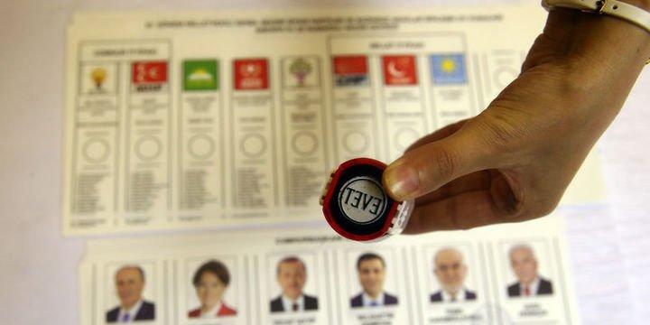 24 Haziran 2018 Mudurnu Seçim Sonuçları