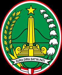 Logo Kota Malang Png : malang, Vector, Kabupaten, Timur, TUTORiduan.com