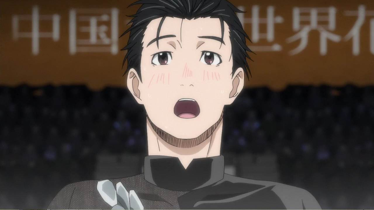 Yuri on Ice cap 6 sub español