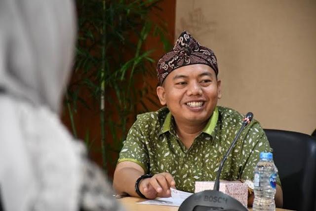 """Rahmat """"Toleng"""" Hidayat Djati Dipilih Jadi Ketua DPC PKB Karawang"""