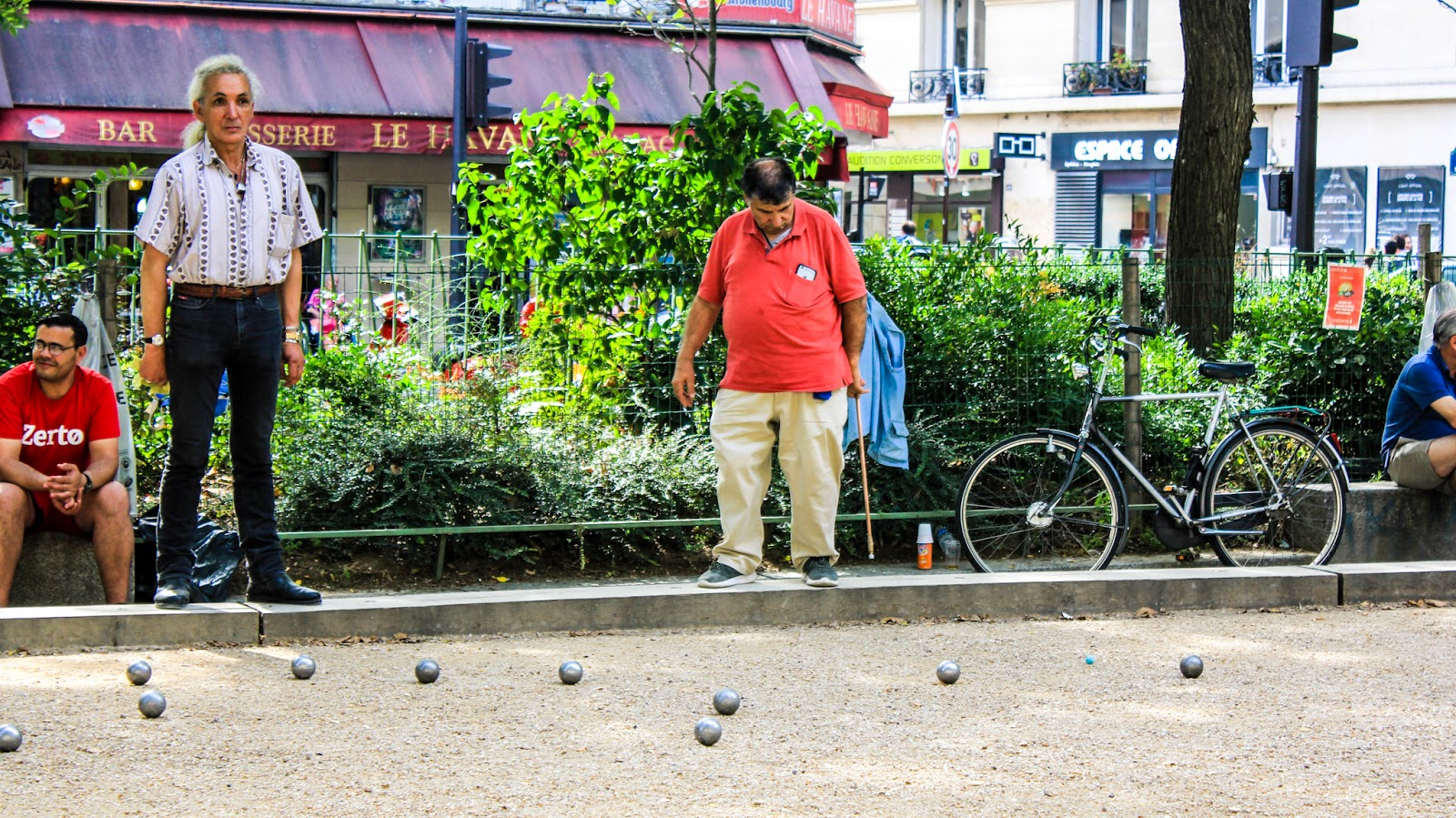 The Cultural Significance of Boules In Paris