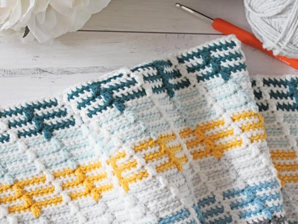 Mosaic Sampler CAL From Daisy Knots 🧶
