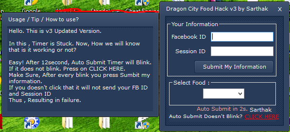 Dragon city session id hack tool