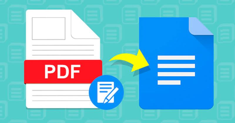 turn pdf into text document