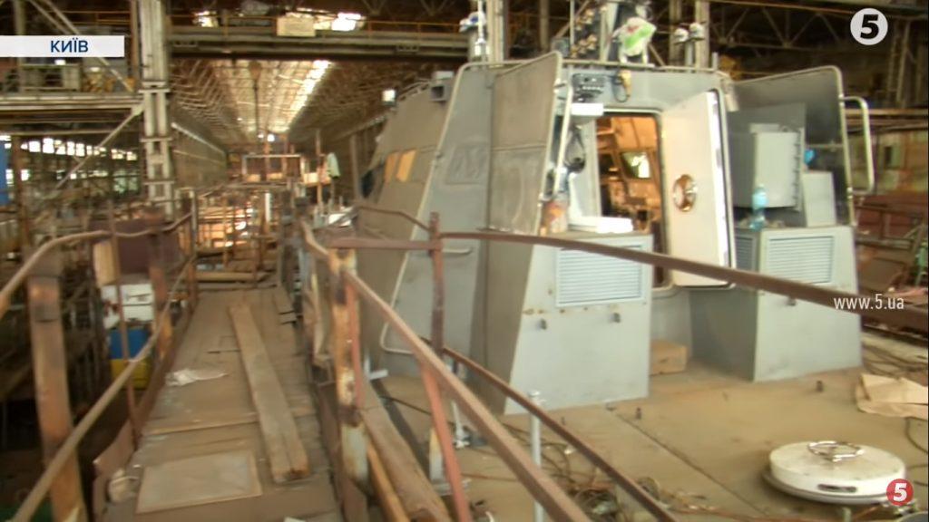Кузня на Рибальському поновили складання катерів для ВМСУ
