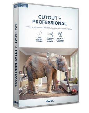 Franzis CutOut 9 Pro 9.0.0.1 Portable Download Grátis