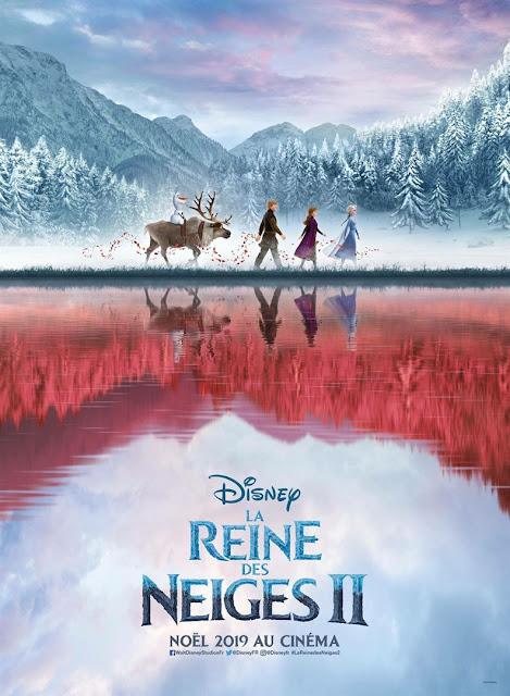 Film La Reine des Neiges 2 L'Agenda Mensuel - Novembre 2019
