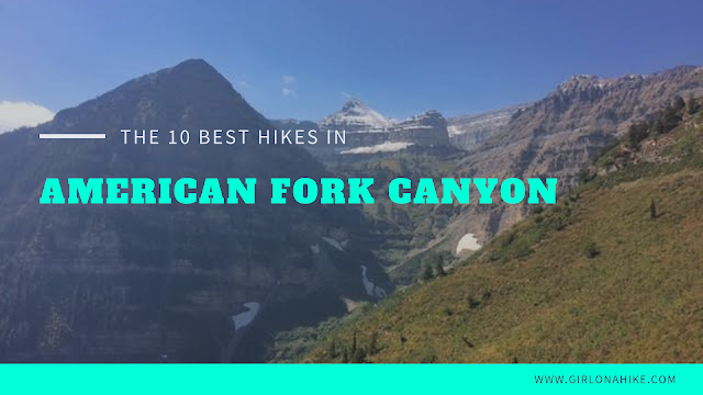 The Top 10 Hikes in American Fork Canyon