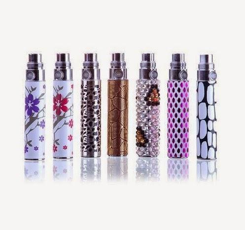 baterías de diseño para cigarrillo electrónico