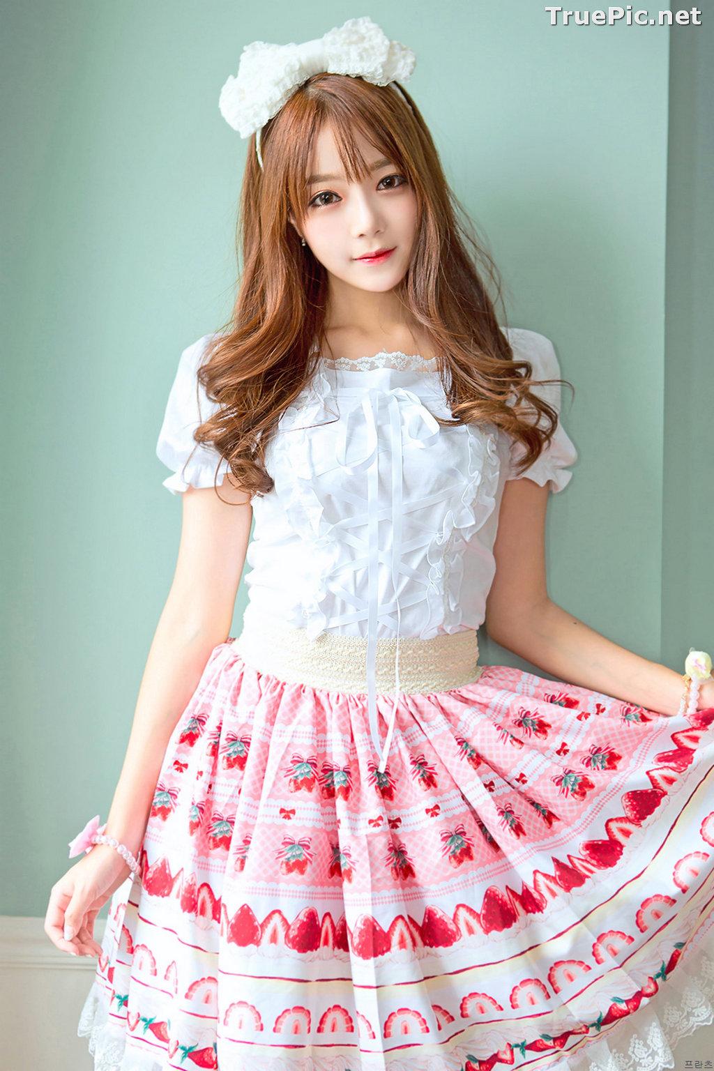 Image Korean Beautiful Model - Ji Yeon - My Cute Princess - TruePic.net - Picture-10