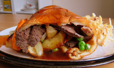 The Yorkshire Pudding Wrap