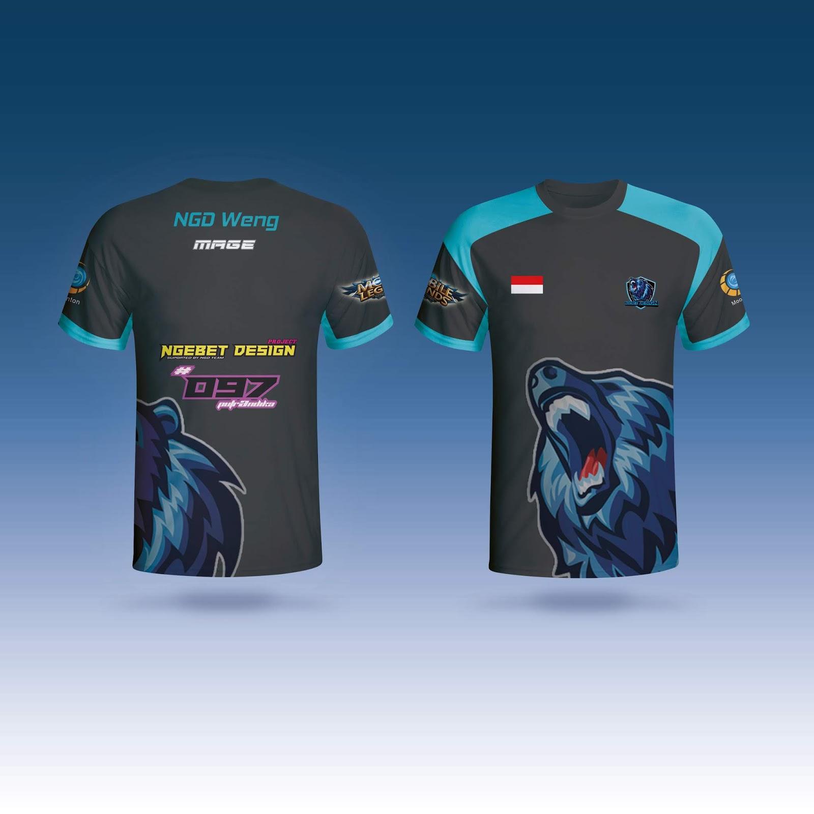 Download Cara Membuat Jersey Gaming Esport Printing Custom Mudah ...