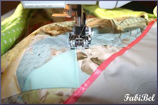 patchwork comment matelasser un quilt sans épingles