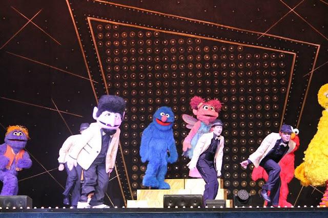 Sesame Street Live Make A New Friend Page 2 Muppet