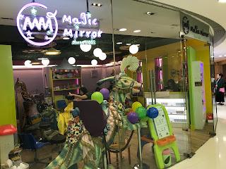 【好店分享】銅鑼灣  |  魔髮鏡-兒童髮型屋 (令小孩乖乖地剪髮的髮型屋)